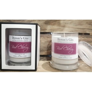Bird Cherry Soy Candle