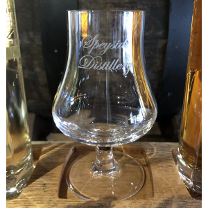 Speyside Distillery Glass