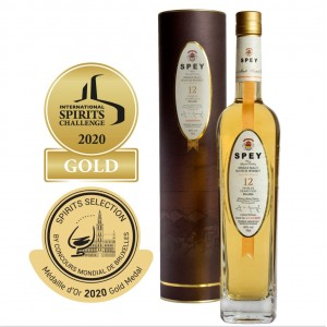 SPEY 12 Year Old Peated 70cl