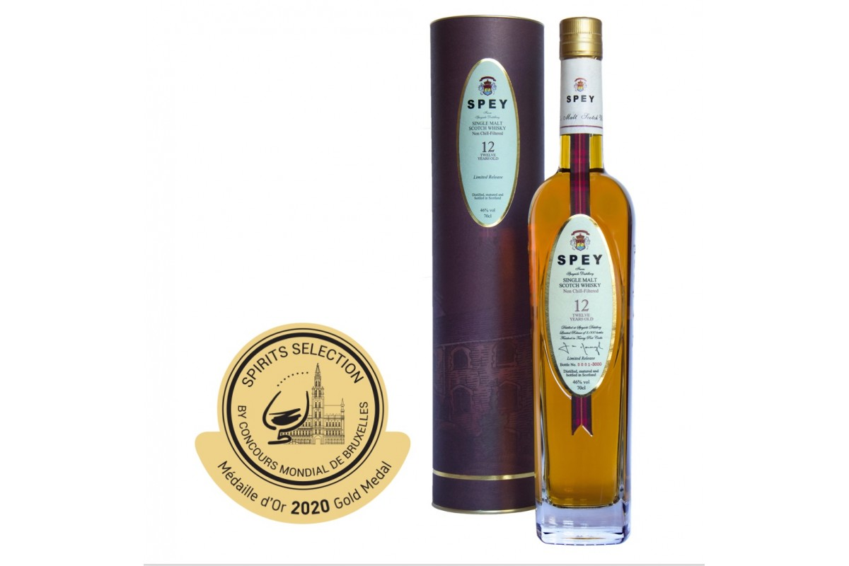 SPEY 12 Year Old Port Finish 70cl