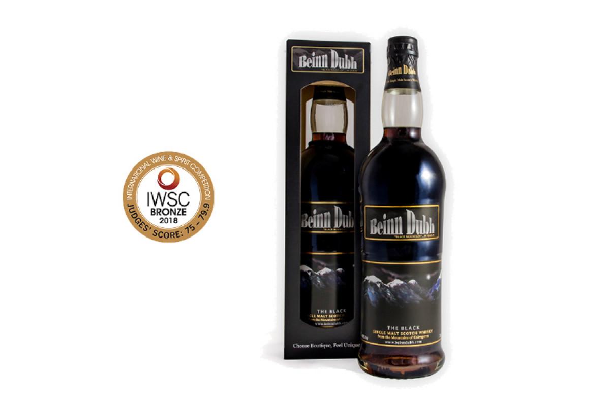 Beinn Dubh The Black 70cl