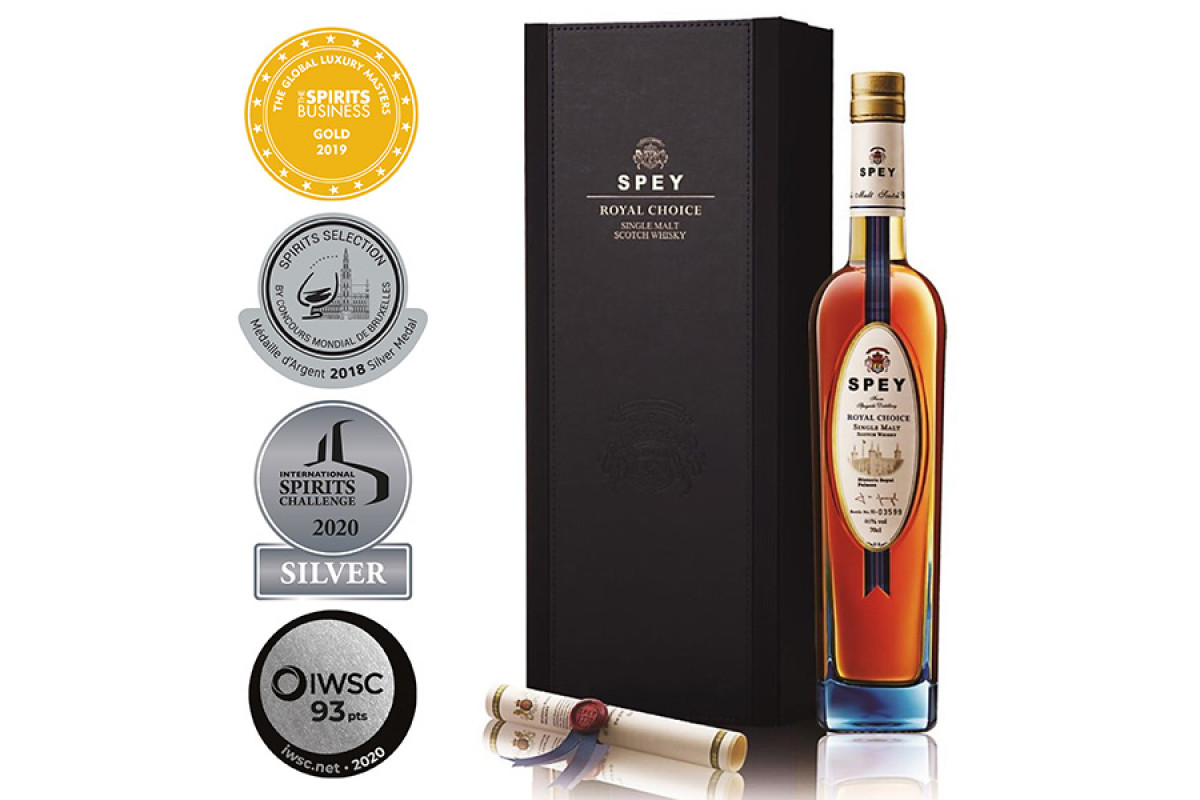 SPEY Royal Choice 70cl